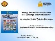 Introduction Energy and Process Assessment for Buildings and ...