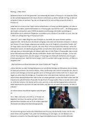 Lesen Sie hierzu ihren Bericht! - Peru-Aktion