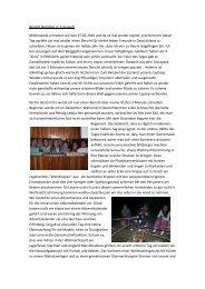 Bericht Nummer 2- 1.Versuch Mittlerweile schreiben ... - Peru-Aktion