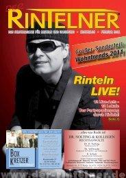 Rinteln LIVE! - Der Rintelner