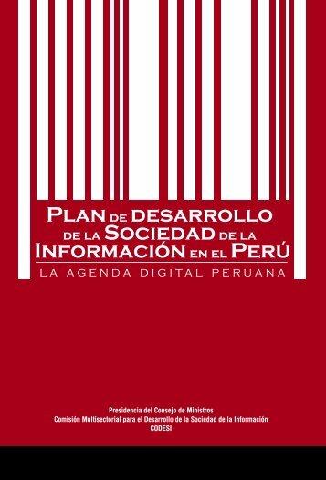 Descargar documento completo - Portal del Estado Peruano