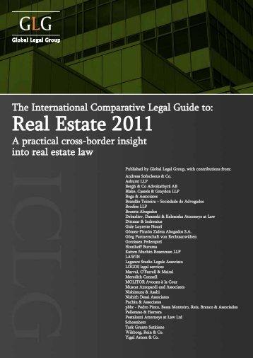 GLG Comparative Legal Guide 2011 Real Estate Switzerland