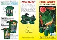 FISH MATE® - Pet Mate