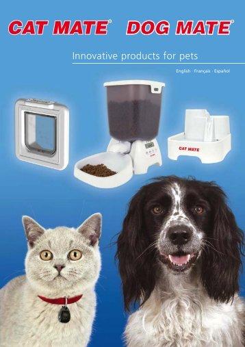 CAT MATE - Pet Mate