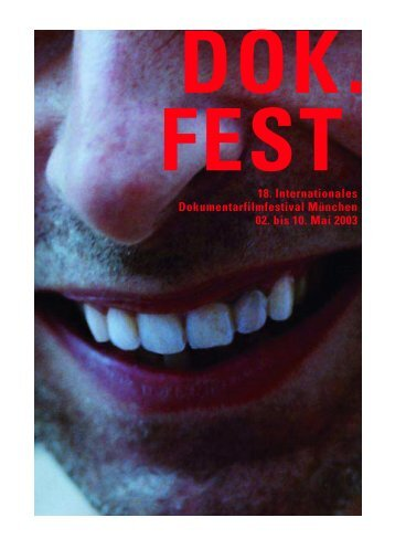 Katalog 2003 (PDF) - DOK.fest München