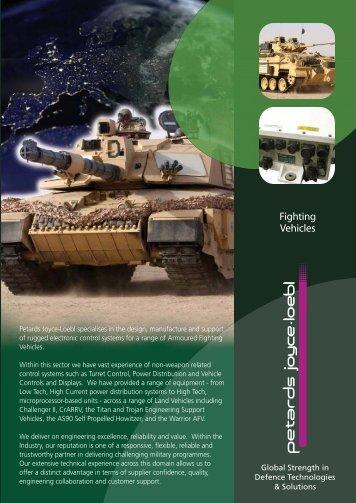 Fighting Vehicles ,