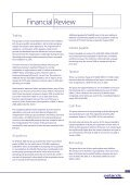 Download the 2006 Reports and Accounts - Petards Group plc - Page 7