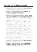 Beiträge/Artikel Dr - Dr. Peter Gauweiler - Page 3