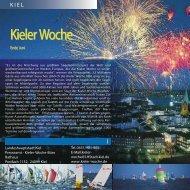 Kieler Woche Kieler Woche - Onlineredakteur Peter Kreussel