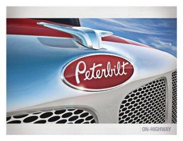 Brochure - Peterbilt Motors Company