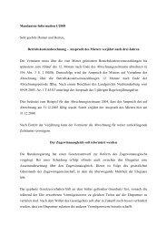Mandanten-Information 1/2008 Sehr geehrte Damen und Herren ...