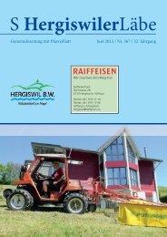 S Hergiswiler Läbe online {PDF 1.297 MB} - Peter Helfenstein