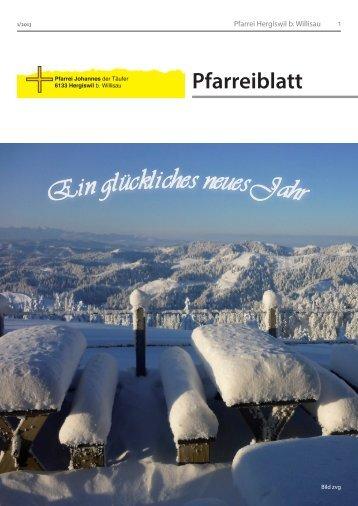 Januar 2013 {PDF 0.795 MB} - Peter Helfenstein
