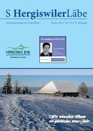 S Hergiswiler Läbe online {PDF 4.024 MB - Peter Helfenstein