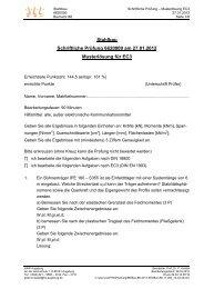 WS 2011/12 - Ingenieurbüro Dr. Knödel
