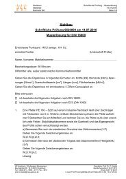 SS 2010 - Ingenieurbüro Dr. Knödel