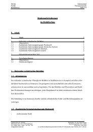 Diplomarbeitsthemen im Behälterbau - Ingenieurbüro Dr. Knödel