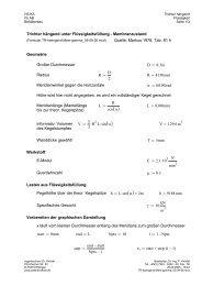 Mathcad - TR-haengend-Mem-gamma - Ingenieurbüro Dr. Knödel