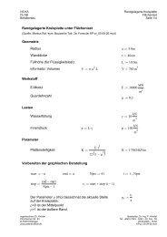 Mathcad - KP-pi_05-09-26.mcd - Ingenieurbüro Dr. Knödel