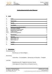 Verbundträger unter Biegung - Ingenieurbüro Dr. Knödel