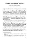 Schriftsteller versus Übersetzer: Begegnungen im ... - Peter Lang - Seite 2