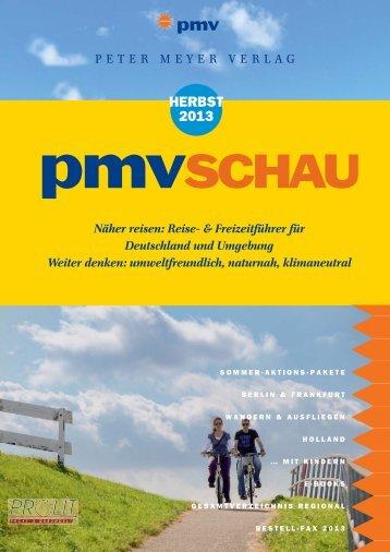 PDF-Datei - Peter Meyer Verlag