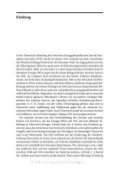 Einleitung (PDF) - Peter Pirker \ Historiker \ Politikwissenschafter