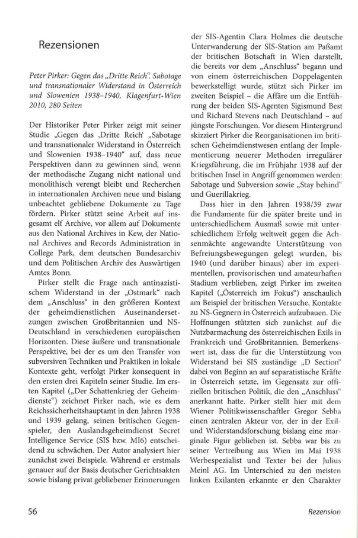 PDF   HANS SCHAFRANEK, zeitgeschichte - Peter Pirker ...