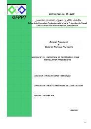 ROYAUME DU MAROC - Fichier PDF