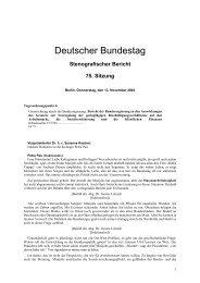 Deutscher Bundestag - Petra Pau