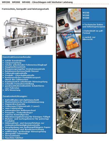 Download technisches Datenblatt als PDF
