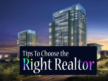 Property Investing in Philippi – Tips to Choose the Right Realtor