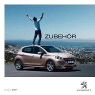 ZUBEHÖR - Peugeot