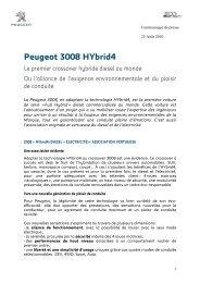 3008 Hybrid4_fr_long - Peugeot