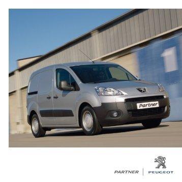 PARTNER - Peugeot