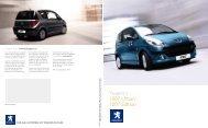 1007 Urban 1007 Edition - Peugeot
