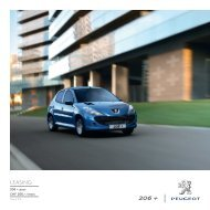 LEASING - Peugeot