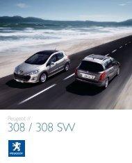 308 / 308 SW - Peugeot