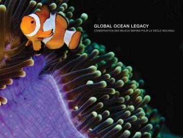 Global Ocean Legacy - The Pew Charitable Trusts