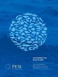 Learn more about Pew's international marine work.