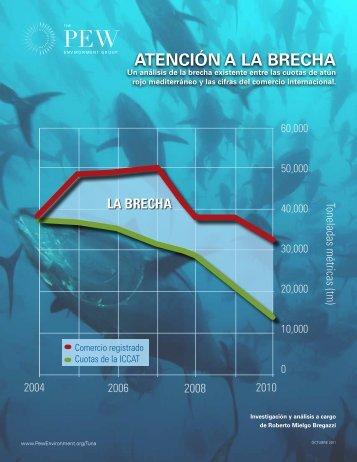 ATENCIÓN A LA BRECHA - Pew Environment Group