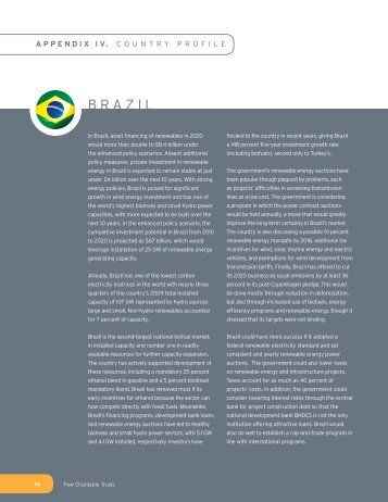 BRAZIL - The Pew Charitable Trusts