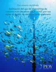 Estimación del uso de dispositivos de concentración de peces (DCP ...