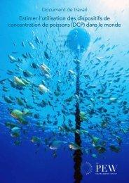 Estimer l'utilisation des dispositifs de concentration de poissons (DCP)