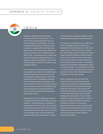 India - The Pew Charitable Trusts