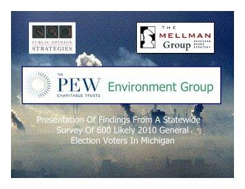 Michigan - The Pew Charitable Trusts