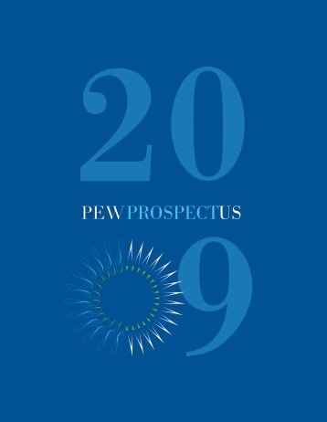 PROSPECTUS - The Pew Charitable Trusts