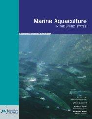 PEWOceans.Aquaculture Report - The Pew Charitable Trusts