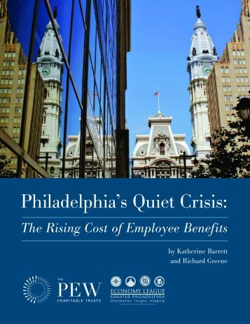 Philadelphia's Quiet Crisis: - The Pew Charitable Trusts