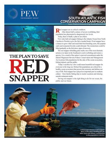 SNAPPER - The Pew Charitable Trusts